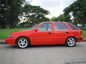 1992 Hyundai Excel 1992 Hyundai Excel Hatchback Specifications Pictures Prices