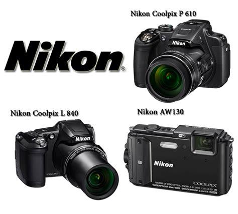 Nikon Coolpix L840 Prosumer Wifi Nfc Tilt Lcd Terlaris nikon launches 9 new cameras at the cp event yokohama japan