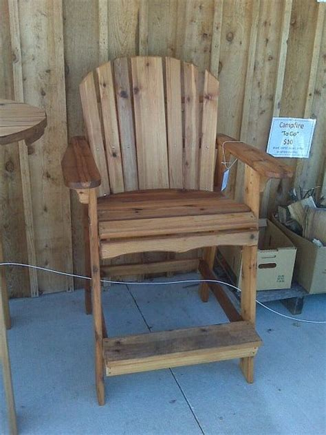 tall adirondack chair plans stool woodworking plans