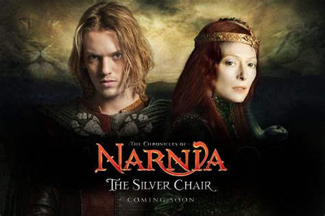 Narnia The Silver Chair by The Chronicles Of Narnia The Silver Chair By Omnipotrent