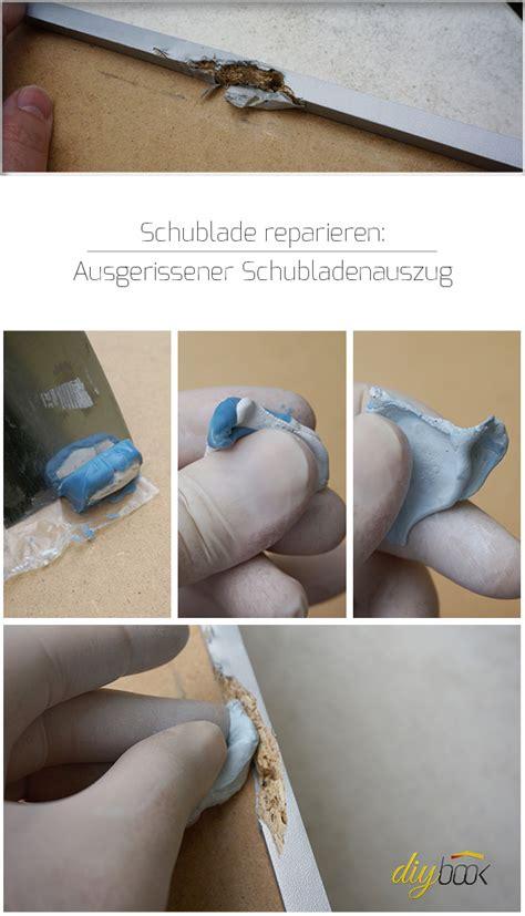 schublade reparieren schublade reparieren ausgerissene spanplatte diybook ch