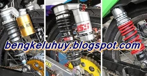 Harga Bengkel Shockbreaker Motor by Daftar Harga Shockbreaker Motor Yss Shock Yoshimura Gazi