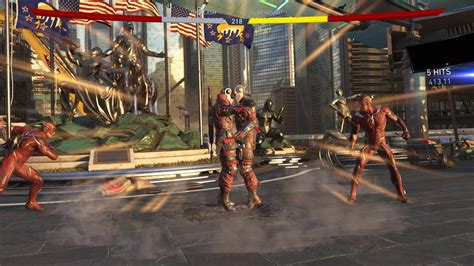 Ps4 Injustice 2 New injustice 2 ps4 review playstation country