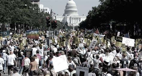 The Movement reviving the peace movement for the 21st century