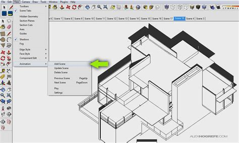 how to make a digital floorplan with sketchup apartment sketchup tutorial how to create a quick floor plan