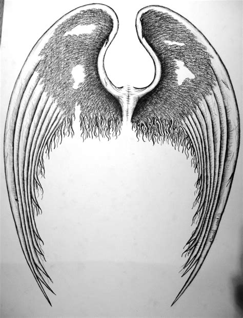 fallen angel wings tattoo designs fallen wing tattoos cool tattoos bonbaden