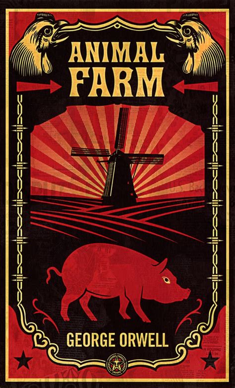 Biography Of George Orwell Author Of Animal Farm | animal farm penguin books australia