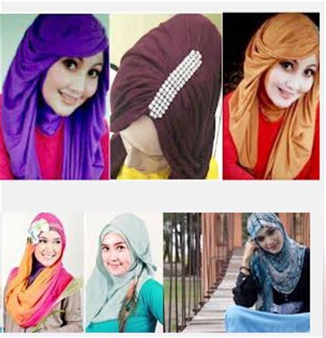 Model Jilbab Masa Kini model jilbab trend masa kini 2015 untuk remaja