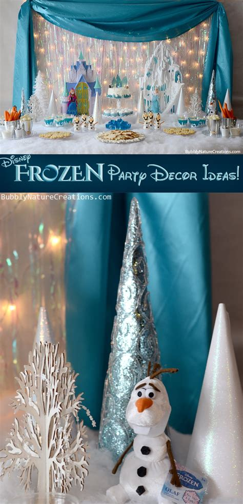 Frozen Decor by Disney Themed Decorations Images