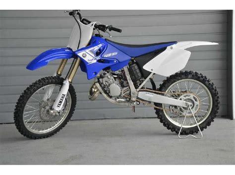 2 stroke motocross bikes for sale buy 2013 yamaha yz125 2 stroke dirt bike on 2040 motos