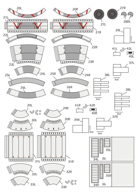 Viking Papercraft - 17 meilleures images 224 propos de papercraft models sur