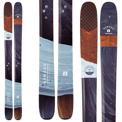 armada sci sci freeride armada tracker 108