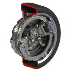 Electric Car Engine For Each Wheel Protean Launches Production In Wheel Electric Motor