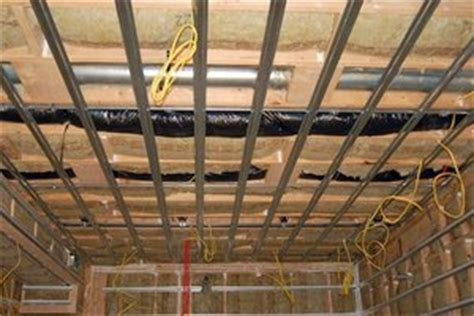 How Do You Soundproof A Ceiling by Soundproofing Ceilings Soundproofing Materials For Ceilings