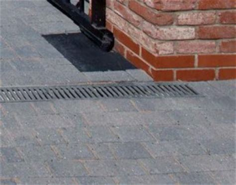 practical matters when laying a driveway or patio areajust