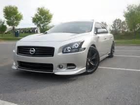 Modded Nissan Maxima Maxima
