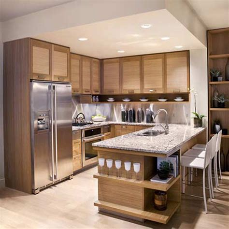 kitchen modern kitchen cabinet design with color