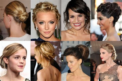 best hairstyles for an oval shaped head how to choose the right updo for your face shape pretty