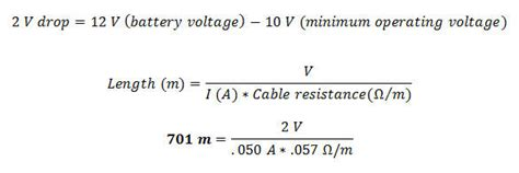 calculating capacitor voltage drop calculating voltage drop on as interface