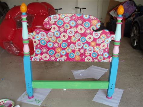 headboards for little girls 17 best images about things i made on pinterest paint
