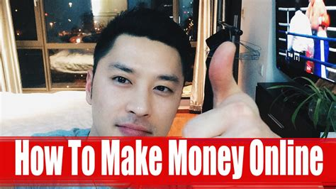 How To Make Easy Money Online At Home - easy ways to make money how to make money online work at home youtube