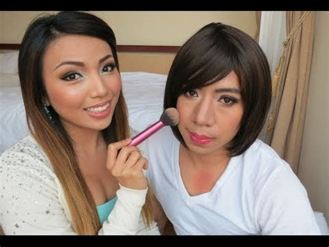 husband is now a housewife and wears female clothes husband gets a girl makeover youtube