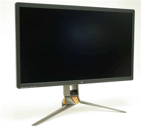 asus rog pg27uq 27 quot 4k 144hz g sync monitor true hdr arrives on the desktop pc perspective