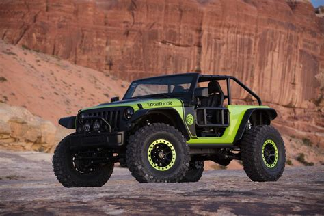 Of A Jeep Jeeps New Concept Vehicles Hit The Trail Expedition Portal
