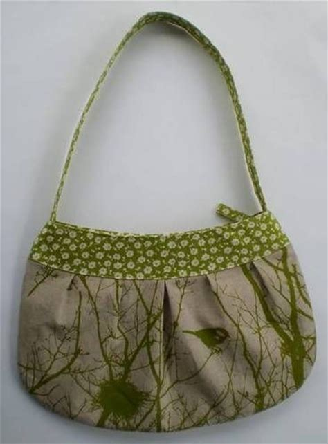 cute pattern purse larger version of the buttercup bag nice tutorial