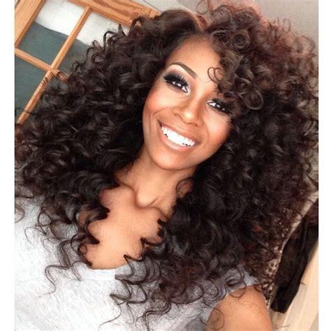 Brazilian Hairstyles Instagram | best 25 big curly weave ideas on pinterest loose curly
