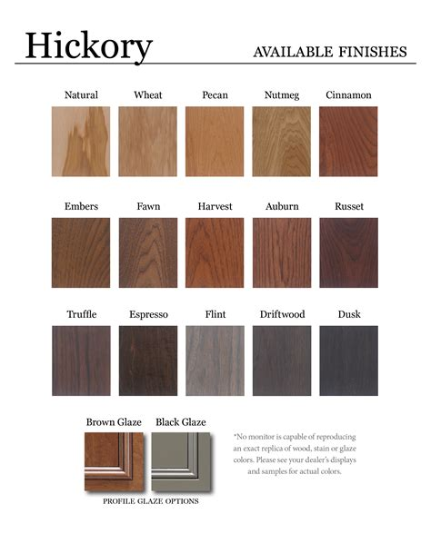 Staining Hickory Wood Pdf Woodworking