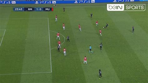 fuera de co el real madrid se adelanta con un gol en fuera de juego