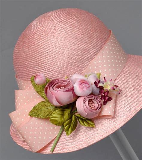 kentucky derby hat pretty in pink