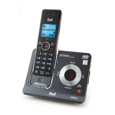 cordless phone sets home phones bell canada