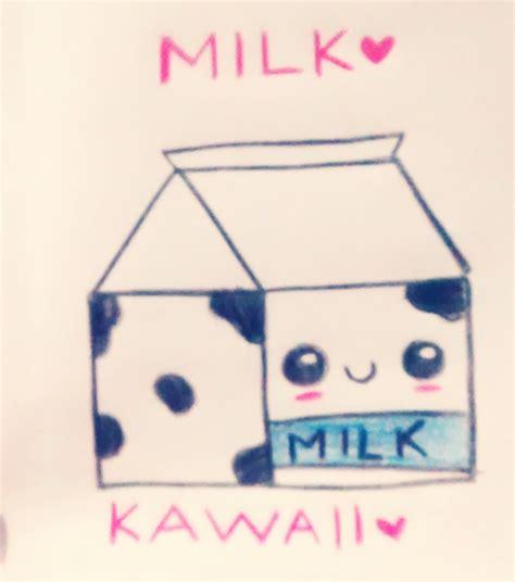 imagenes de bombones kawaii 191 como dibujar una milk o lechita kawaii youtube