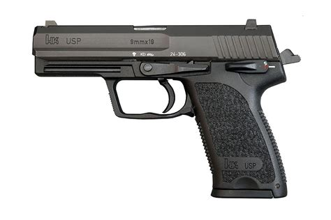 Handgun Usp With Laser heckler koch usp