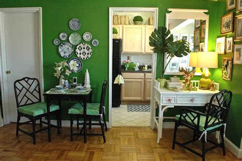 green dining rooms green trending eclectic dining room new orleans by valorie hart