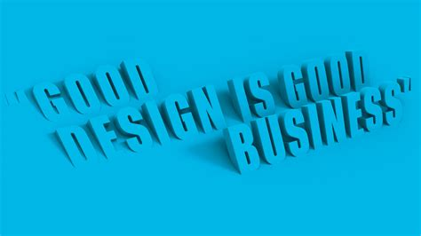 design is good why good design is finally a bottom line investment co