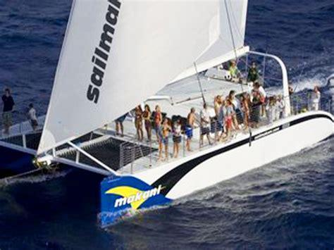 makani catamaran honolulu hi makani catamaran waikiki turtle canyon snorkel sail