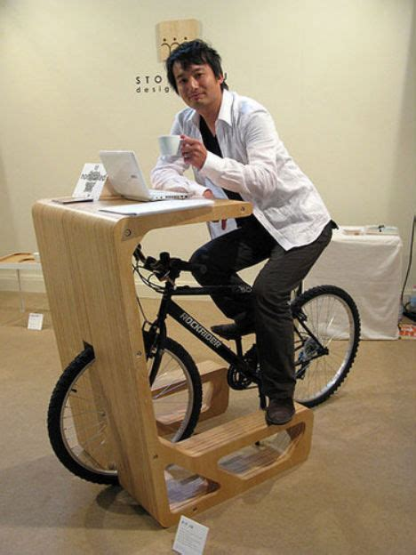 Diy Bike Desk Cycle 14 Smart Stylish Bike Storage Solutions Webecoist