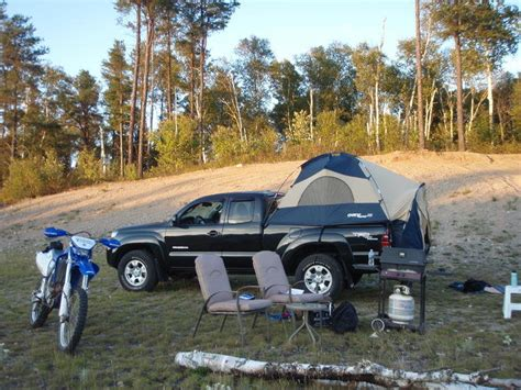 Toyota Tacoma Truck Tent Sportz Truck Tent Iii Vs The Adventure Truck Tent