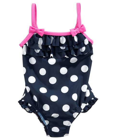 Swim Trends Polka Dot by Discover The Of Water In The Pools With Baby Swimsuits