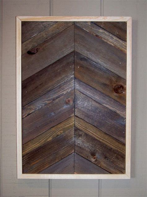 chevron pattern reclaimed wood reclaimed wood chevron pattern wall art diy ideas