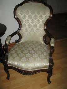 antique civil war era chairs