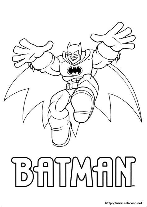 batman coloring pages dc comics dibujos para colorear de dc comics