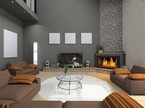 Livingroom Fireplace by 17 Ravishing Living Room Designs With Corner Fireplace