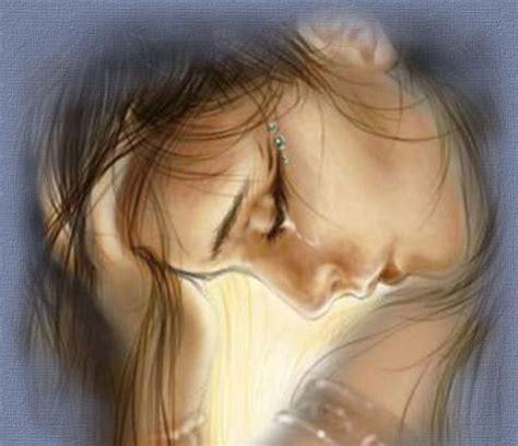 Imagenes Rosas Llorando | mujer llorando meditabunda