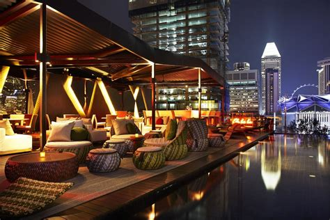 top ten rooftop bars world s most spectacular rooftop bars luxury accommodations
