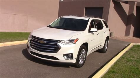 chevy traverse  mile drive fuel economy test