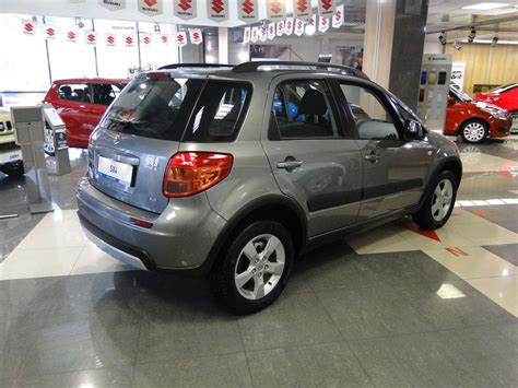 Suzuki 2011 For Sale 2011 Suzuki Sx4 Suv For Sale 1 6 Gasoline Automatic For
